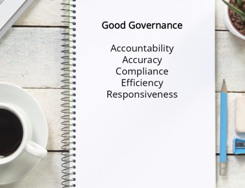 Good governance in your business