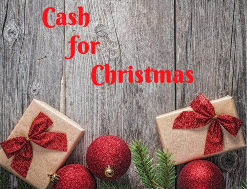 Cash for Christmas and New Year